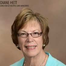 Diane Hett, Director of Respite Care Ministries