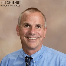 Bill Shelnutt, Head of St. Luke School