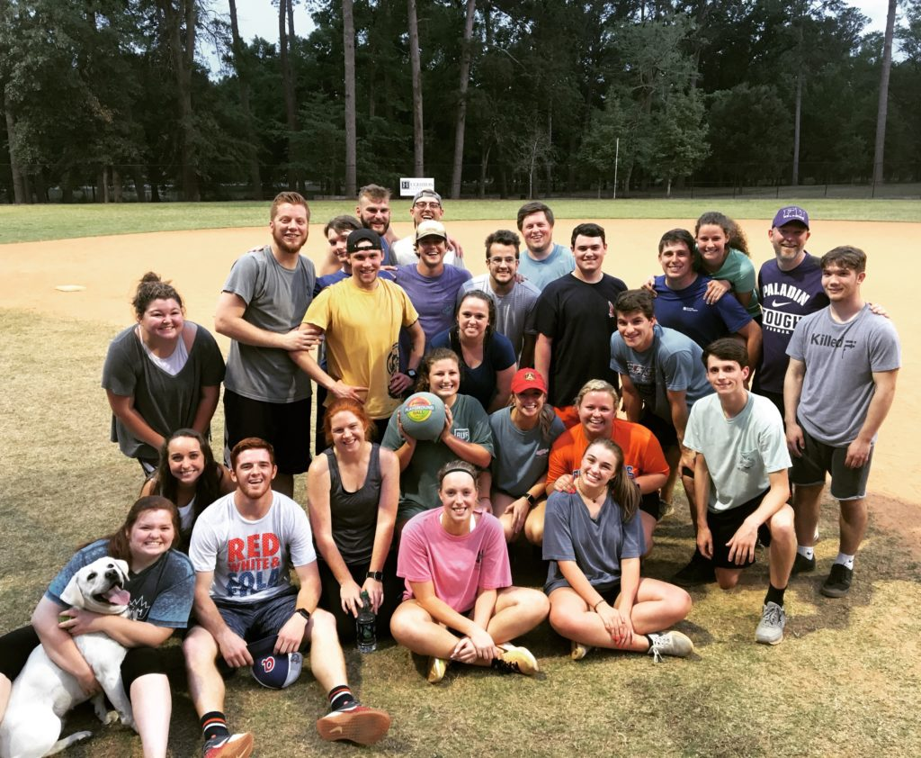 College House - Kickball